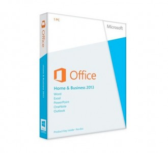 Microsoft Office Home & Business Edition