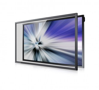 Samsung Signage Adaptive Touch Overlay
