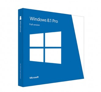 Microsoft Windows 8.1 Pro Software