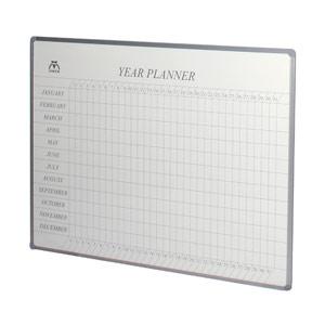 Vista Year Planner Whiteboard