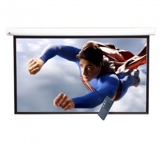 Motorised Projection Screens