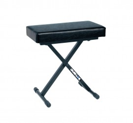 Quik Lok BX/718 Deluxe Line Keyboard Bench