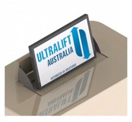 Ultralift Comet II Boardroom Motorised TV Lift
