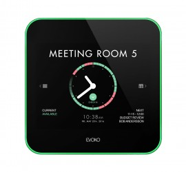 Evoko Liso Meeting Room Booking Manager Melbourne