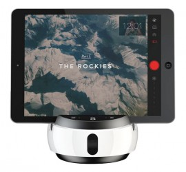 Swivl Robot Video Conference iPad Mobile Device