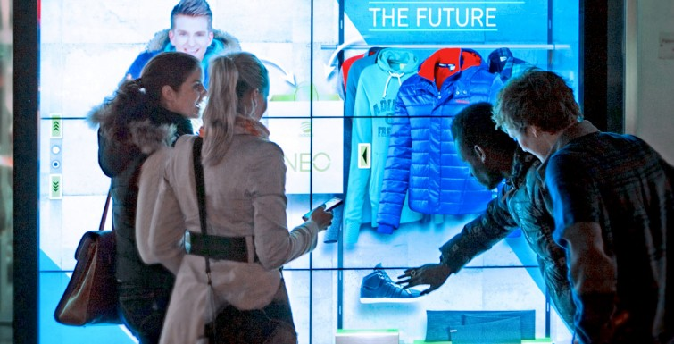 HTML5 Ushers in Big Advances in Digital Signage Interactivity