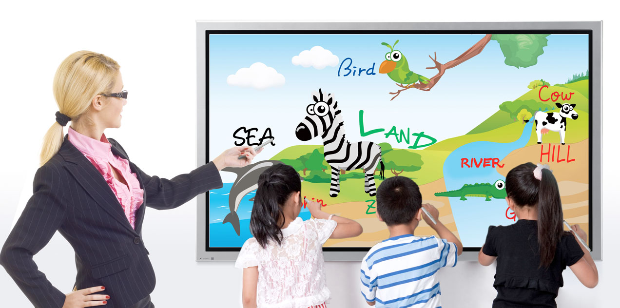 Innovative Methodologies For Interactive Classroom Learning : Interactive whiteboard — a resource of activities for