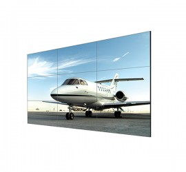 "LG LV Series 47""-55"" Full HD Ultra Super Narrow Bezel Video Wall Display"