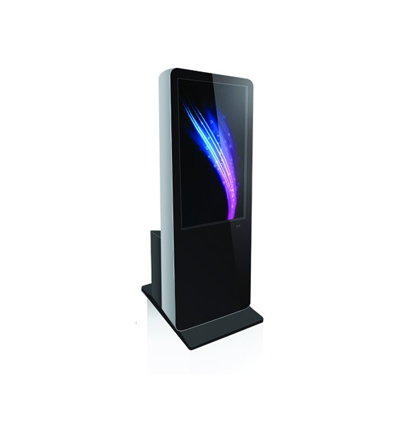 NEC Outdoor Digital Signage Interactive Kiosk Melbourne