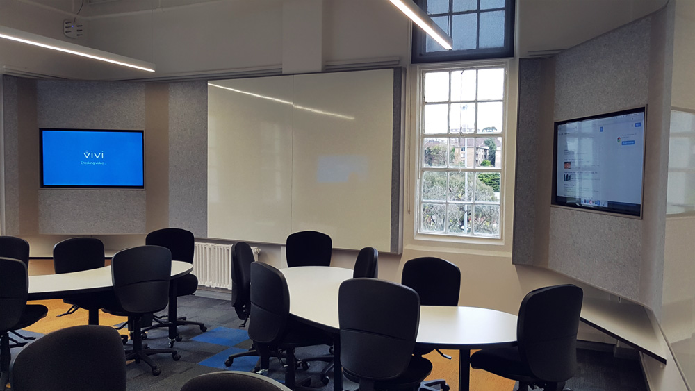 Melbourne High School S New Classroom Of The Future