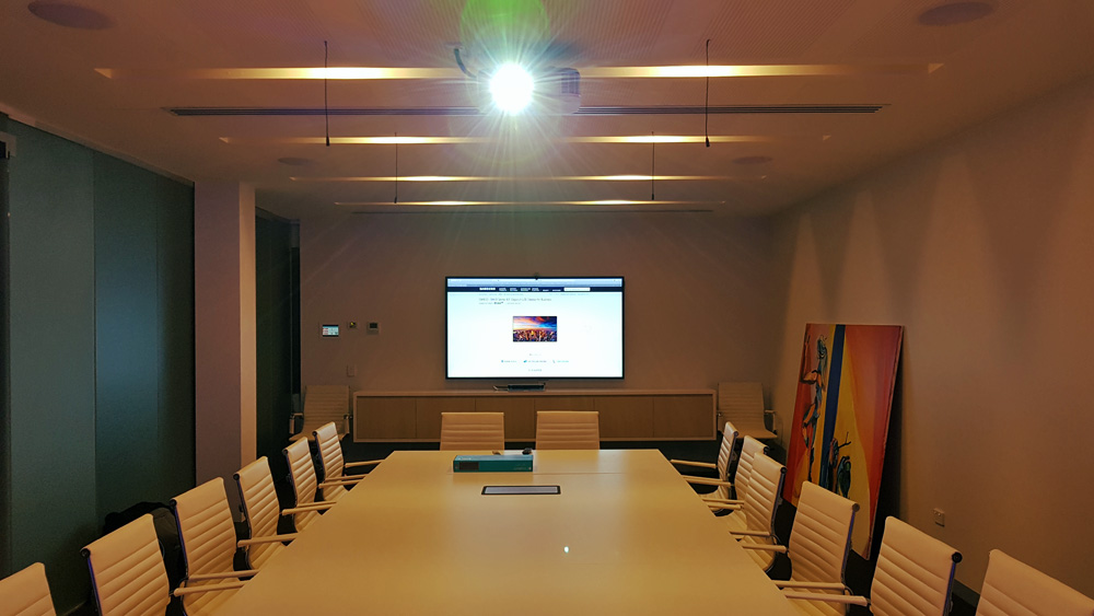 The Knowles Group Boardroom Vision One