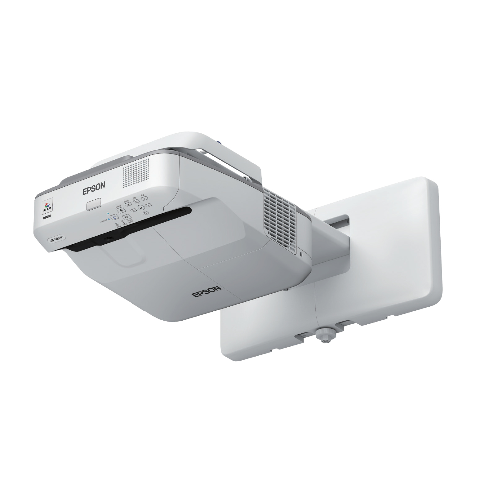 Epson Eb 685wi Interactive Ultra Short Throw Projector