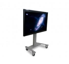 HDi Manual Height-Adjustable Display Trolley
