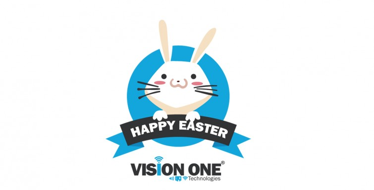 Happy Easter From the Team at Vision One!