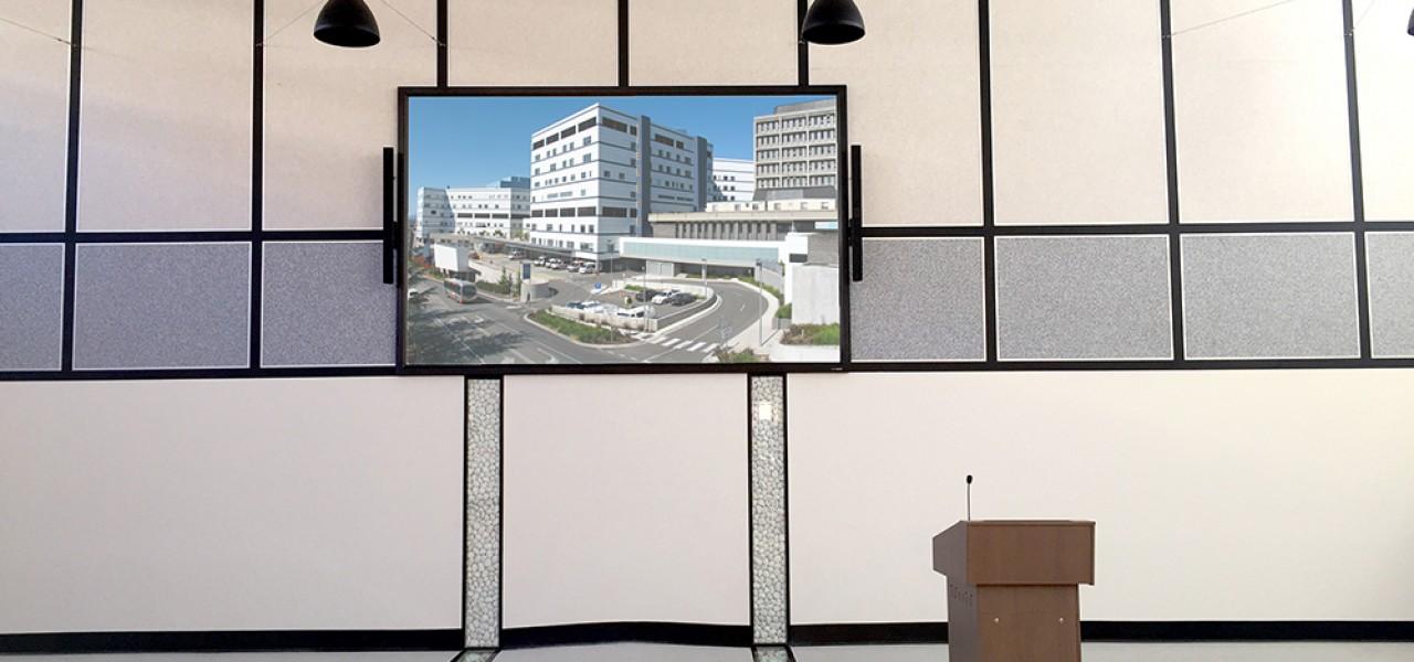 Austin Duckboard Functions Centre