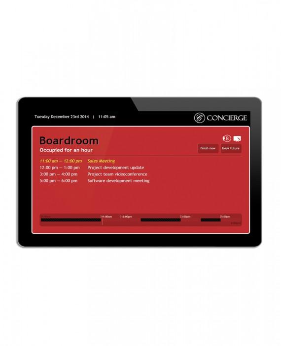 Concierge Meeting Room System