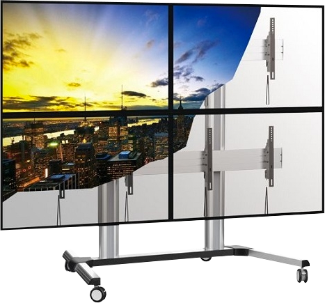 Vision One's Portable Video Wall Solution