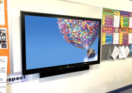 Dorset Primary School – HDi Interactive Touch Screens for Schools
