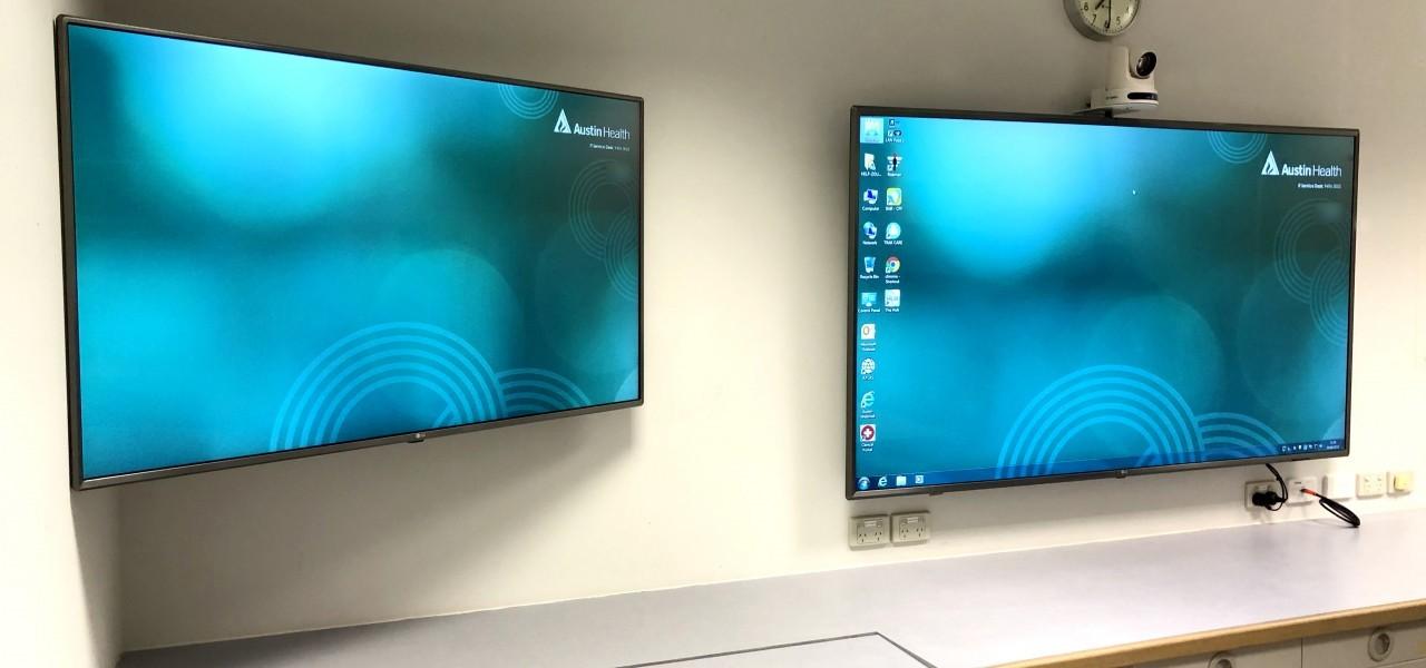 Austin Health Royal Talbot Rehabilitation Centre – Spinal Computer Room
