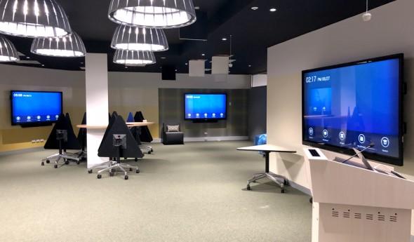 City of Whittlesea – Innovation Hub & Training Room