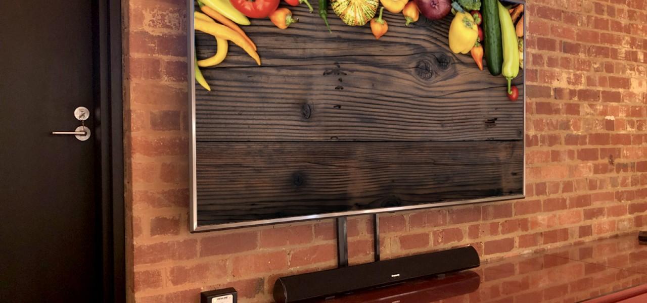 goFARM – Boardroom Presentation & Video Conference