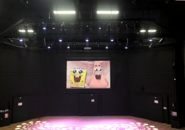 Mount Clear College – Theatre Installation