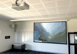 Mt Hira College – Epson Interactive Projectors