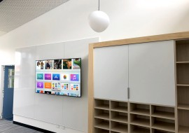 St Bernadette's Primary School, Sunshine North – Classroom Display Panels