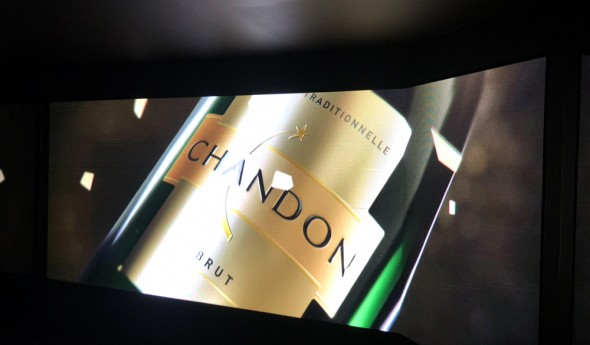 Domaine Chandon – LED Wall, Video Walls, Portrait Digital Signage