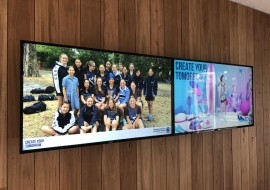 Camberwell Girls Grammar School – Digital Signage