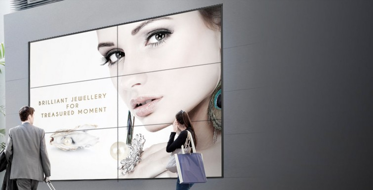 NEC Display Announces New Platform for Video Walls