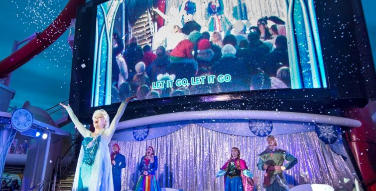 Why Disney Cruise Line turns to Panasonic's PTZ cameras