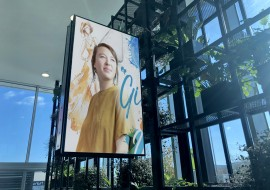 Runway Plaza at Essendon Fields – Digital Signage Display