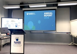 National Ageing Research Institute – Seminar Collaboration Space