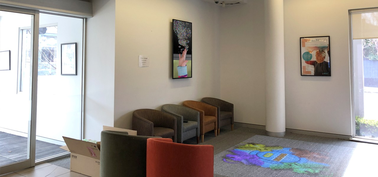 High Street Medical & Dental Centre – Interactive Floor Projection