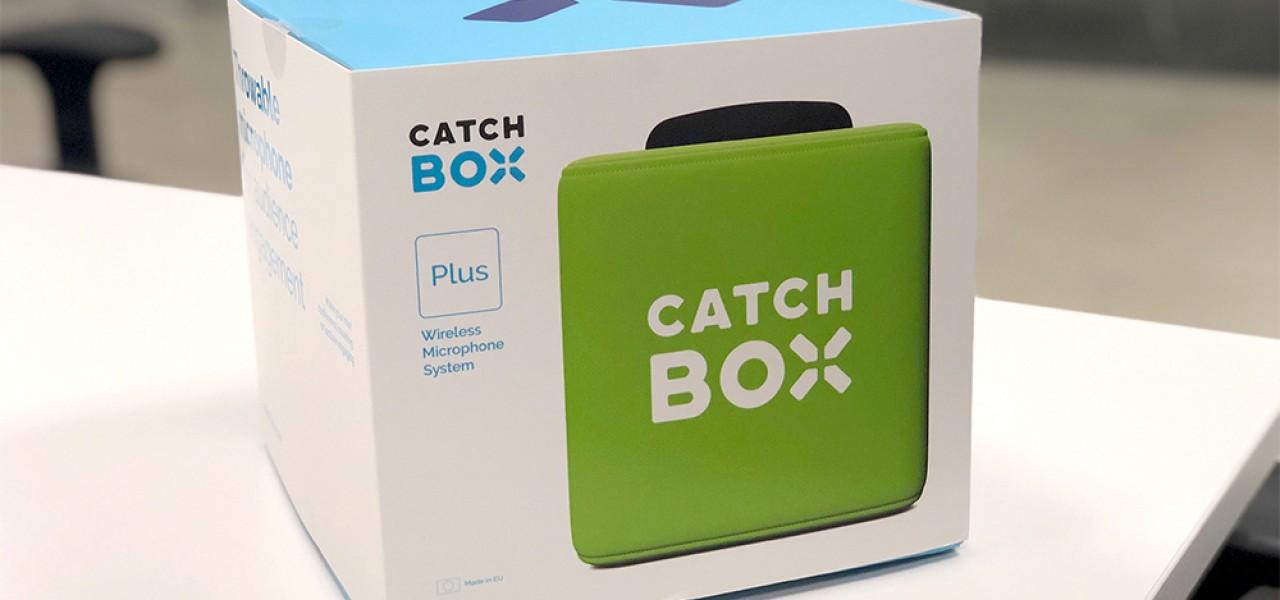 Penleigh & Essendon Grammar School – Catchbox Throwable Microphone