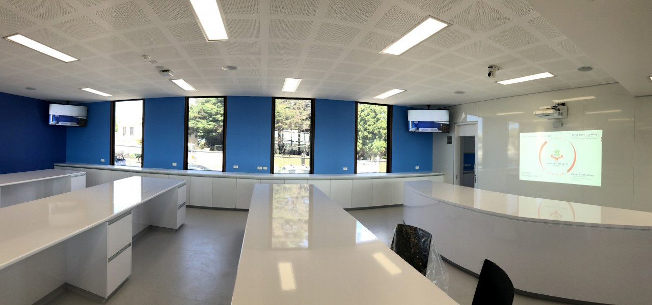 Toorak College – The Swift Science & Technology Centre