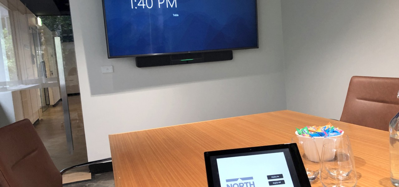 North Projects – Crestron Video Conferencing