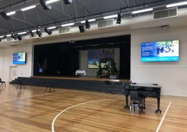 Presbyterian Ladies' College – Video Wall