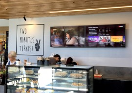 Two Minutes Turkish – Digital Signage Menu Boards