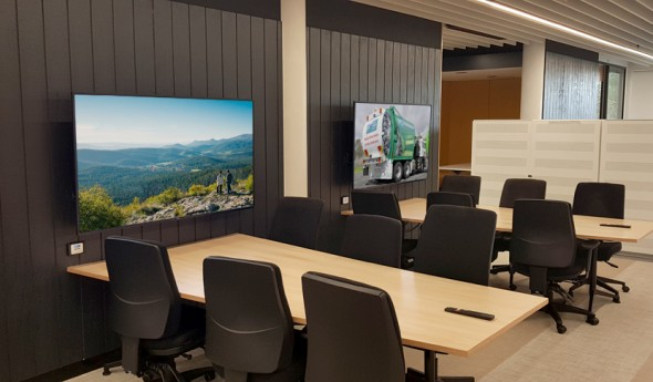 Yarra Ranges Council – CCR AV Fit-Out