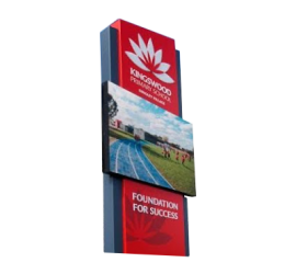 LED Digital Electronic Sign for Schools in Melbourne