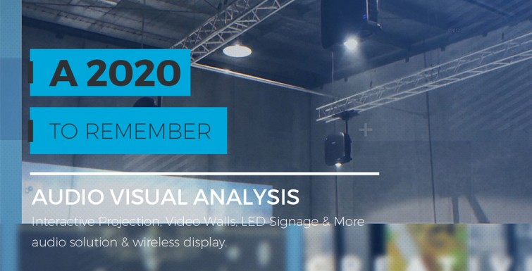 A 2020 To Remember – An Audio Visual Showcase (Video)