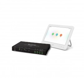 Crestron and Cisco Touch 10 Routing and Control Program Melbourne