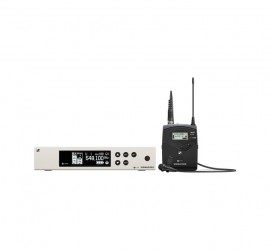 Sennheiser EW 100 Wireless Lapel Microphone Kit Melbourne