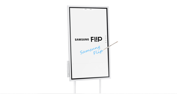 Samsung Flip Carousel