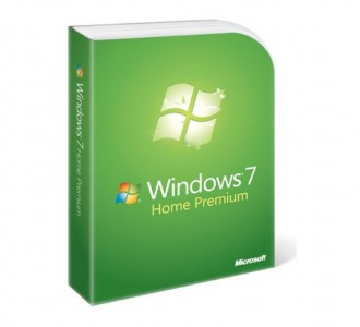 Microsoft Windows 7 Home Premium 32