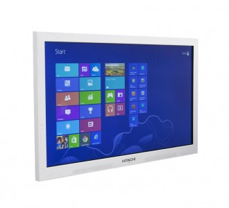 Hitachi Interactive LED Flat Panel Display