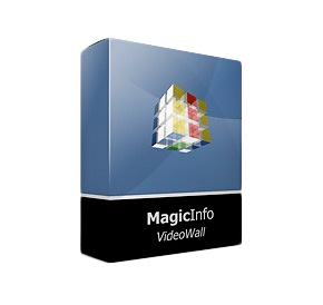 MagicInfo Video Wall Software