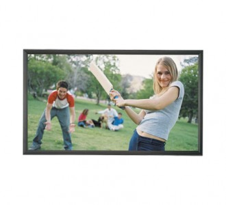 Fixed Frame Wall Screens